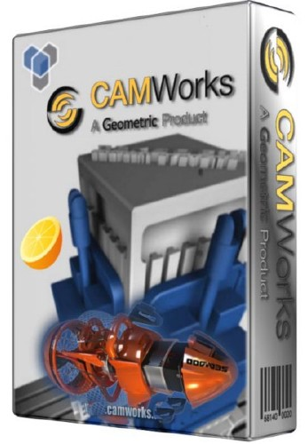 CAMWorks 2012 SP3.1 SolidWorks 2011-2013 x86+x64 (2012/Multi)