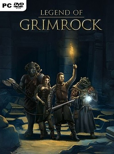 Legend of Grimrock v 1.3.6 (2012/RUS/ENG/RePack R.G. Catalyst)