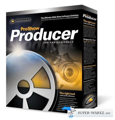 Photodex ProShow Producer 5.0.3297 (2012/Rus/Eng) Portable by goodcow