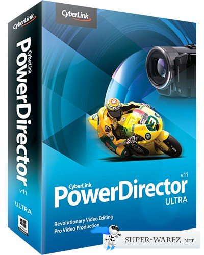CyberLink PowerDirector 11 Ultra v 11.0.0.2516 ML RUS + Content Pack Premium