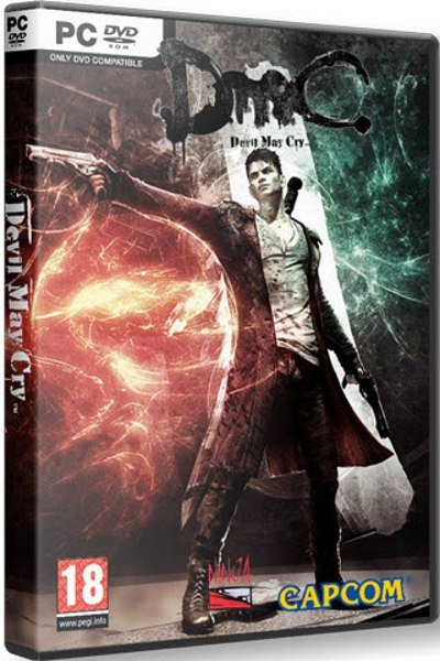 DmC Devil May Cry + 1 DLC (2013) RUS/ENG/RePack by DangeSecond/RePack by Fenixx