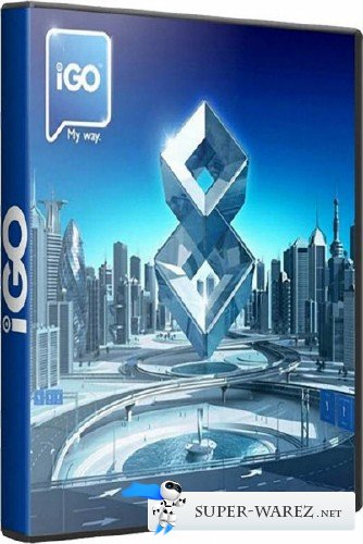 IGO 8.3+ Full content 20.01.2013 (2013) Multi