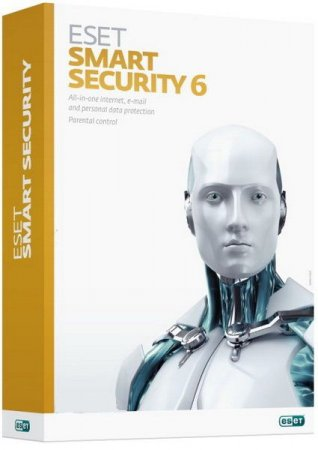 ESET NOD32 Smart Security v 6.0.308.0 Final