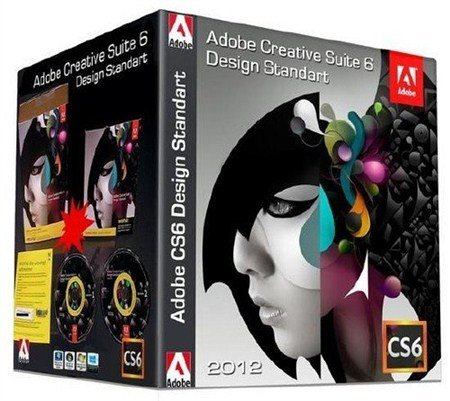 Adobe Creative Suite 6 Design Standard (2012/Multi/Rus)