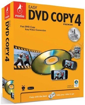Roxio Easy DVD Copy Premier 1.2.204.5.0.0.0 Build 122B04A