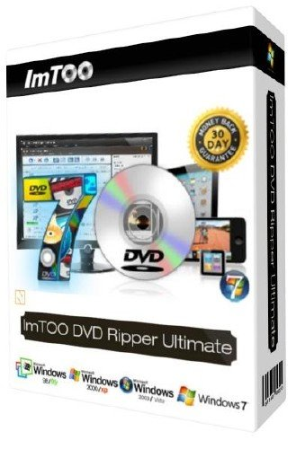 ImTOO DVD Ripper Ultimate 7.7.2.20130122