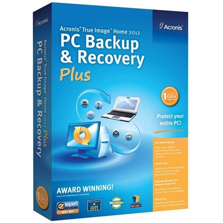 Acronis True Image Home 2013 Plus Pack & Disk Director Home 2011 Update 2 на базе WinPE