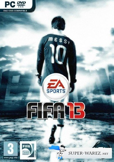 FIFA 13 v1.7 (2012/RUS/ENG/Repack by a1chem1st)