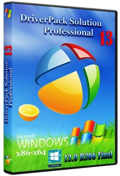 DriverPack Solution Professional 13.0 R306 Final (2013/RUS)