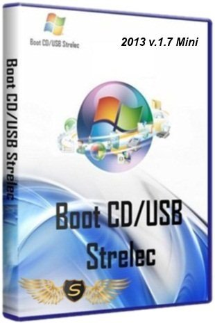 Boot USB Sergei Strelec 2013 v.1.7 Mini (x86/x64)