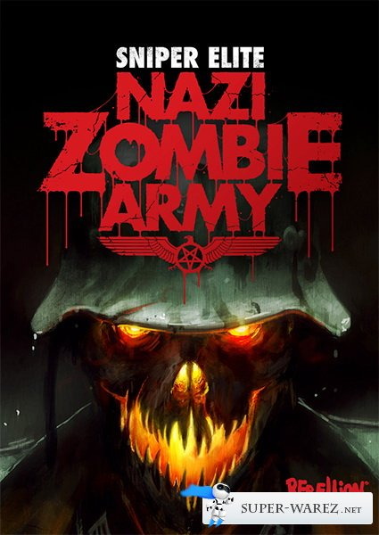 Sniper Elite: Nazi Zombie Army (2013/ENG/Steam-Rip/RePack)