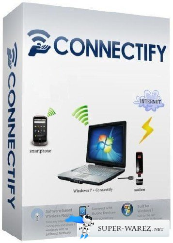 Connectify Hotspot Pro 4.3.0.26370