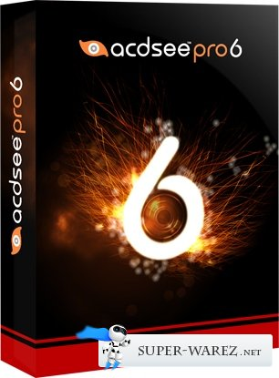 ACDSee Pro 6.2 Build 212 Final Russian by loginvovchyk (x86)