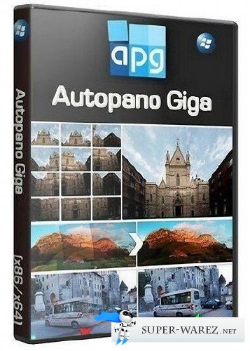 Kolor Autopano Giga 3.0.4 x86+x64 Rus Portable by goodcow