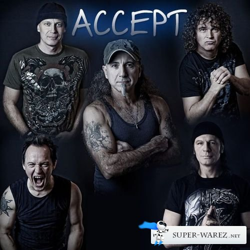 Accept - Discography (1979 - 2012)