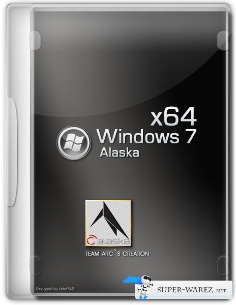 Windows 7 x64 SP1 Alaska (ENG/ML/2012)