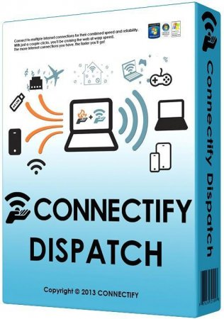 Connectify Dispatch v 4.3.0.26370 (Includes Connectify Hotspot PRO)