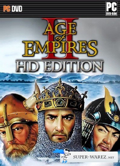 Age of Empires 2 HD Edition (2013/RUS/ENG/MULTi14/Steam-Rip R.G. GameWorks)