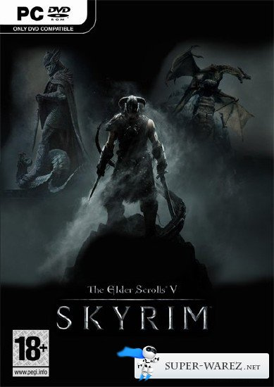 The Elder Scrolls V: Skyrim v1.9.32 (2012/RUS/ENG/RePack by a1chem1st)