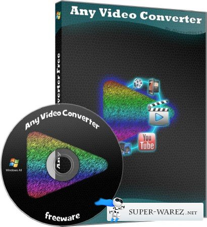 Any Video Converter FREE 5.0.5.0