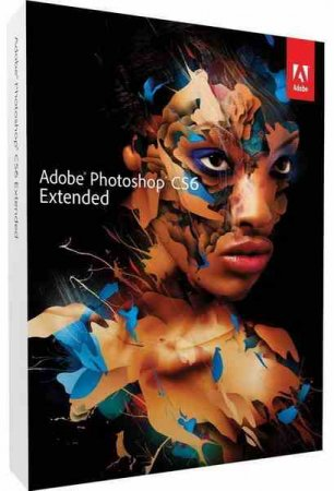 Adobe Photoshop CS6 v 13.1.2 Extended Final RePack by JFK2005 (12.04.2013)