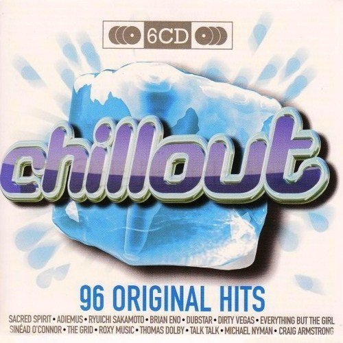 Chillout. 96 Original Hits (2010)