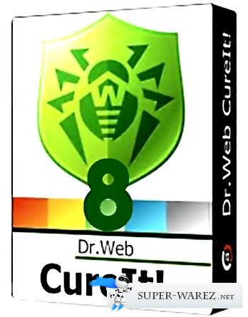 Dr.Web CureIt! V.8.1.0 DC 03.06 (ML/Rus) 2013