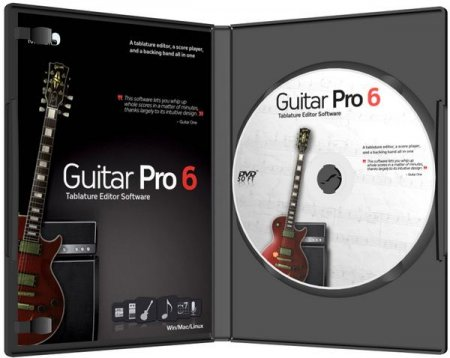 Guitar Pro 6.1.5 r11553 Final + Soundbanks r370