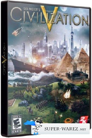 Sid Meier's Civilization V: Brave New World (v1.0.3.18/DLC's/2013/RUS/ENG) Steam-Rip от R.G. Origins