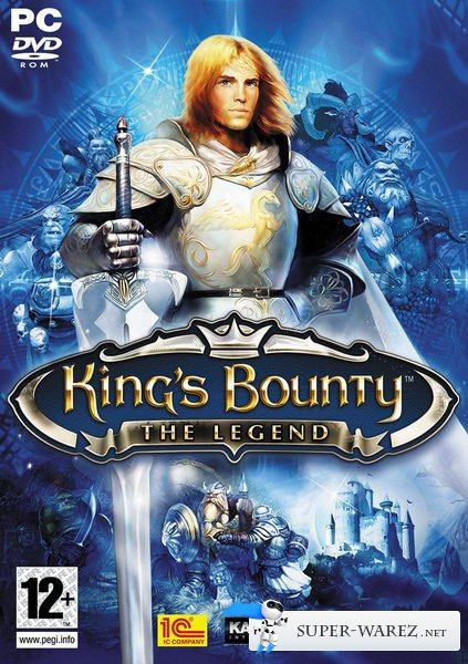 King's Bounty: Легенда о рыцаре / King's Bounty: The Legend (2008/RUS/ENG-PROPHET)