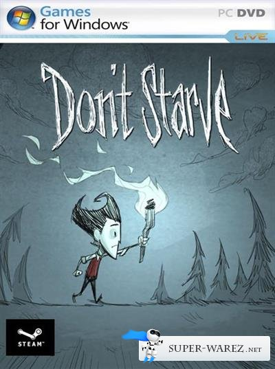 Don't Starve v1.82208 (2013/PC) RePack by Decepticon