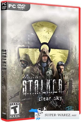 S.T.A.L.K.E.R.: Чистое Небо / S.T.A.L.K.E.R.: Clear Sky (2008/Rus/PC) RePack by SlaY3RRR