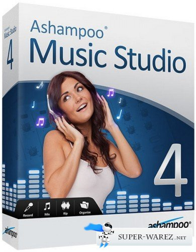 Ashampoo Music Studio 4.1.0.16