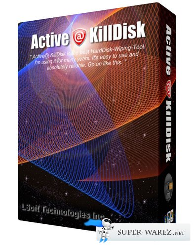 Active KillDisk Professional Suite 7.5.1.1