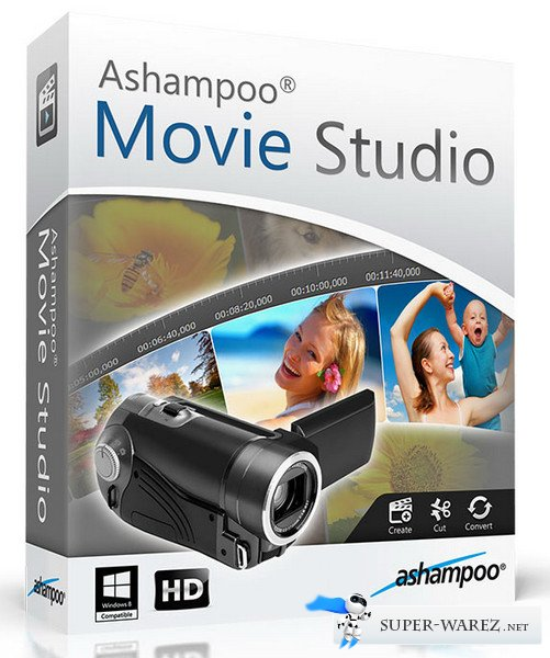 Ashampoo Movie Studio 1.0.5.5