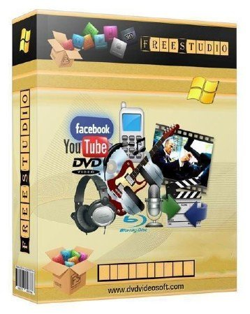 Free Studio 6.1.10 build 812 (2013) ML l Rus