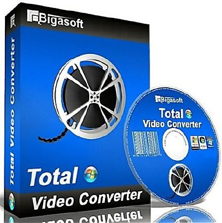 Bigasoft Total Video Converter 3.7.47.4976 + Portable by Invictus (2013) ML l Rus