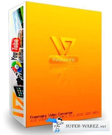 Freemake Video Converter v.4.0.3.4 ML/2013