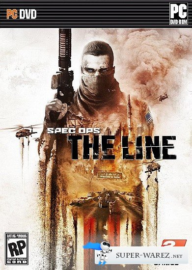 Spec Ops: The Line (2012/RUS/ENG/Rip R.G. REVOLUTiON)