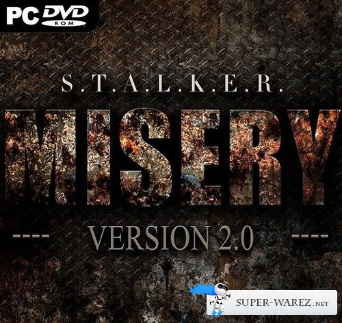 S.T.A.L.K.E.R.: Call of Pripyat - MISERY 2 (2013/RUS/RePack by R.G. Virtus)