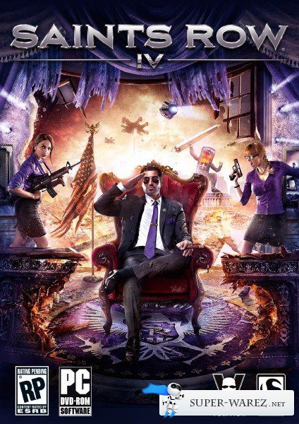Saints Row IV (2013/ENG/MULTI5) RELOADED