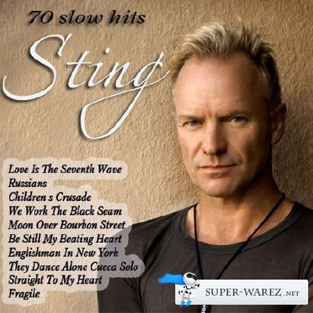 Sting - 70 slow hits (2013)