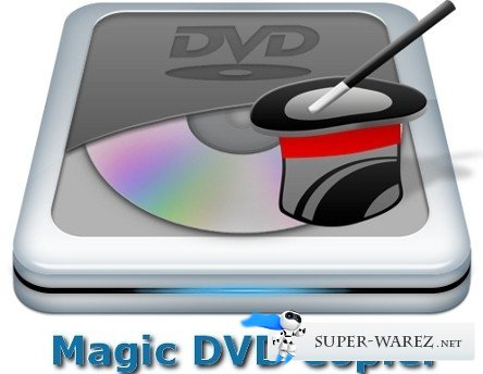 Magic DVD Copier 8.1.0 Portable