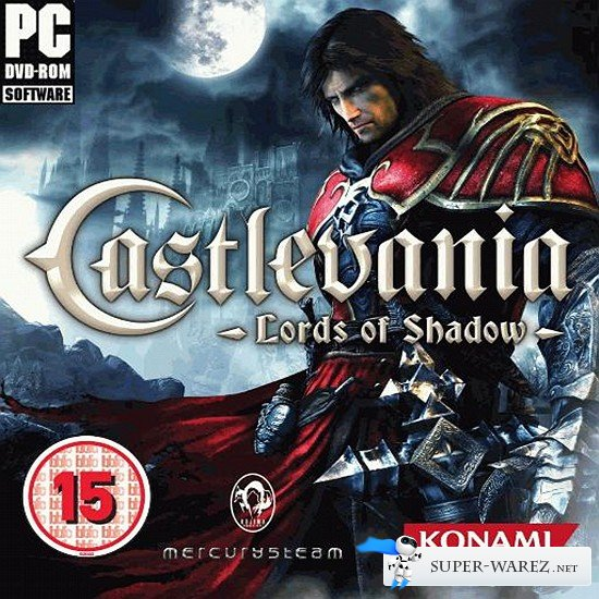 Castlevania: Lords of Shadow – Ultimate Edition (2013/RUS/ENG/Rip by Diavol)