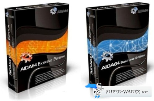AIDA64 Extreme/Extreme Engineer & Business Edition 3.20.2600 Final