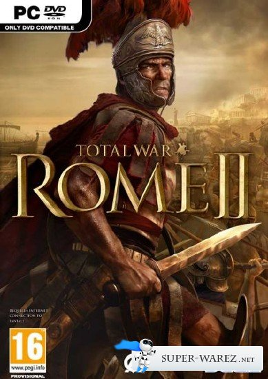 Total War: Rome II {Update 2} (2013/RUS/ENG/RePack by z10yded)