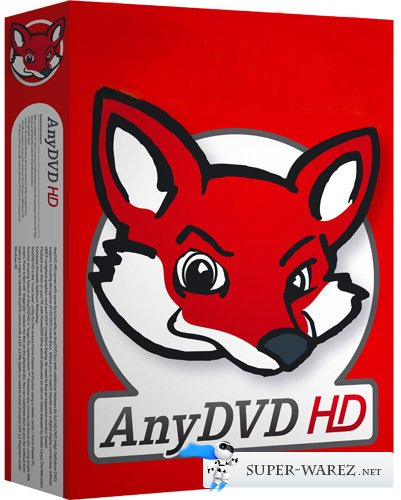 AnyDVD & AnyDVD HD 7.3.4.0 Final