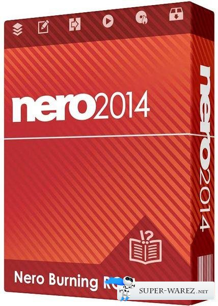 Nero Burning ROM 2014 v15.0.02100 RU Portable by BoforS