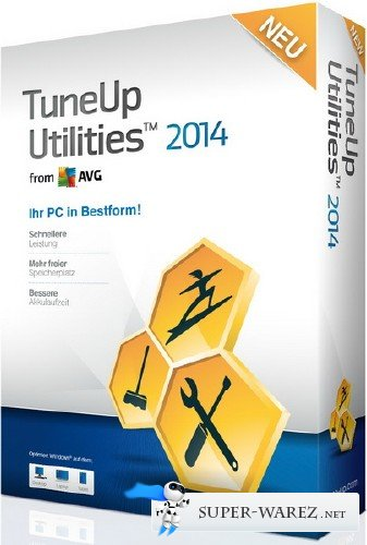 TuneUp Utilities 2014.0.1000 Final Multilanguage RePack V2 by Alker