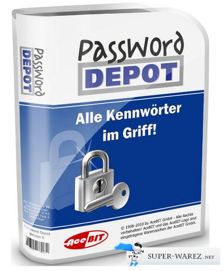 Password Depot Professional 7.5.0 + Rus